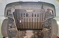 Защита картера двигателя и КПП + крепеж для Geely CK '05-, V-1.3, МКПП/сборка КНДР (Кольчуга)