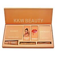 Подарочный набор 7 в 1  KYLIE KKW Beauty