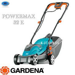Газонокосилка GARDENA PowerMax 1200/32 (электро)