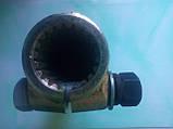 Перехідник кардана з 20 шліців на 6 шлицов, фото 4
