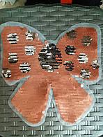Термонашивки, патчи, на силиконе перевертыши двухсторонние, брендовая, фото 1