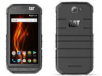 Защищенный смартфон CAT S31 Black 2/16gb ip68 Snapdragon 210 (MSM8909) 4000 мАч