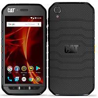 Защищенный смартфон CAT S41 Black 3/32gb ip68 Helio P20 5000 мАч