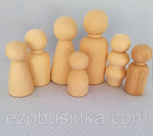 Деревянные фигурки