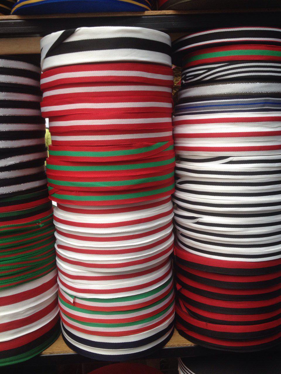 Фурнитура пришивная тесьма репс липучки резинки в ассортименте
