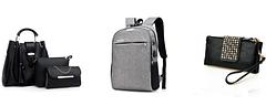 Поставка сумок, рюкзаков и кошельков!