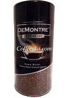 Кофе растворимый DEMONTRE INTENSIVE 200 г. с/б.