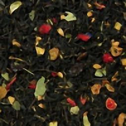 "Чорний ароматизований чай ""Ожина"""