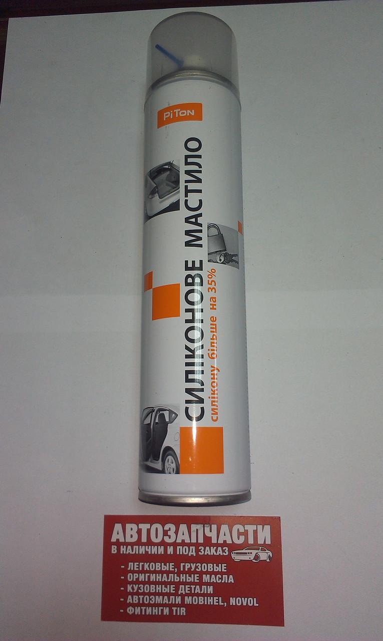 Силиконовый спрей для уплотнителей PiTon 320мл.