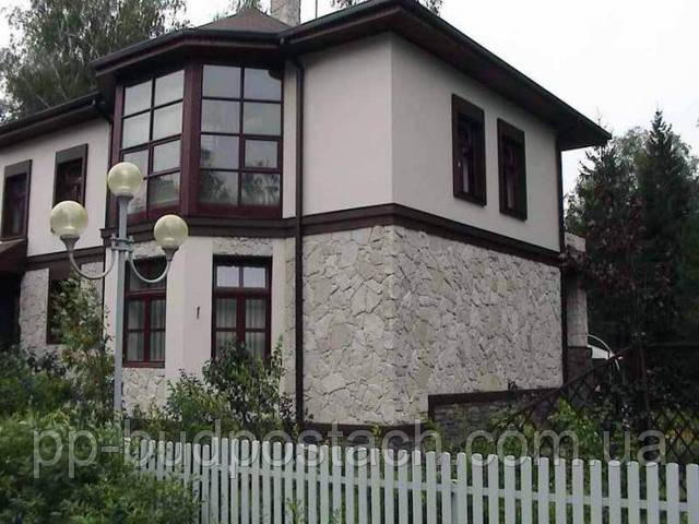 Фасад в скандинавском стиле своими руками