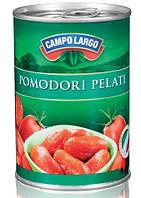 Томаты очищенные в соку Pomodori Pelati 800/480 г