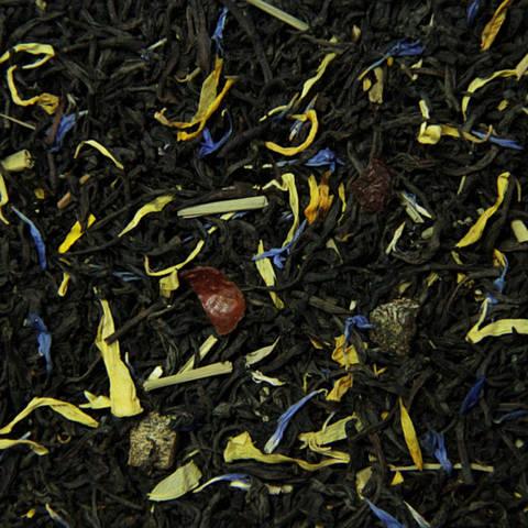 """Чорний ароматизований чай """"Літня ніч"""""""
