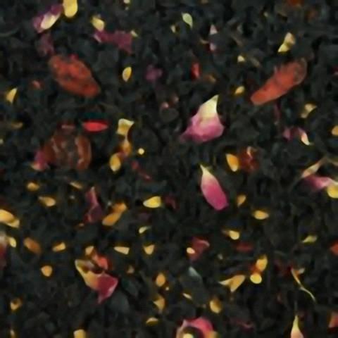 """Чорний ароматизований чай """"Малиновий"""""""