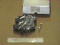 Колодки тормозные дисковые CITROEN BERLINGO 96- передние (с датчиком) Гарантия