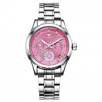 Женские часы Fngeen Classic Pink