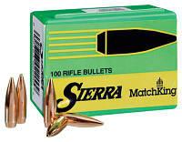 """Пуля Sierra Match King 30cal  .308"""", 190 gr, HPBT MATCH , 100 шт."""