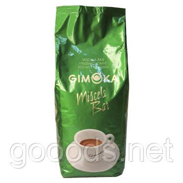 Кофе зерновой Gimoka Miscela Bar 3 кг Italia