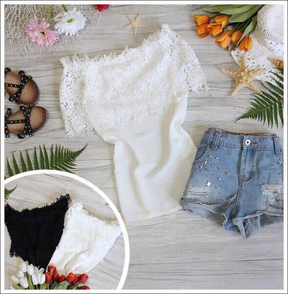Легкая женская летняя блузка, фото 2