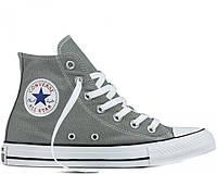 "Кеды Converse All Star Chuck Taylor High ""Charcoal"" Арт. 2477 реплика"