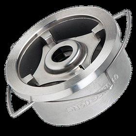 Зворотні клапани з нержавіючої сталі