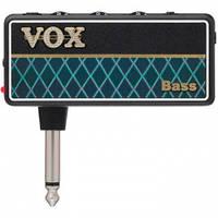 Бас-гитарный усилитель для наушников Vox Amplug2 Bass