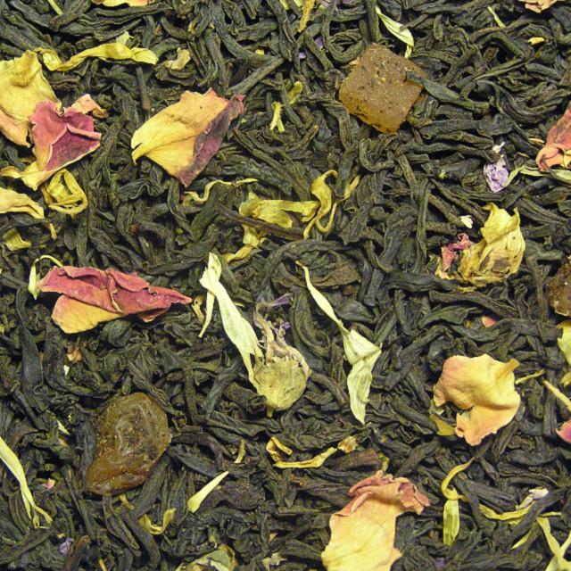 """Чорний ароматизований чай """"Рецепт Клеопатри"""", 10 г"""