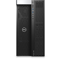 Dell Precision 7920 Tower Intel Xeon Gold 6152 2.1 GHz, 3.7 GHz Turbo 22C, 10.4 GT/s 3UPI, 30M Cache, HT