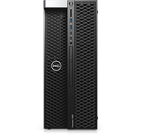 Dell Precision 7820 Tower Intel Xeon Silver 4110 2.1 GHz, 3.0 GHz Turbo, 8C, 9.6 GT/s 2UPI, 11M Cache, HT