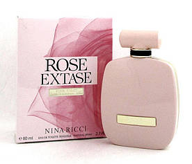 Туалетная вода женская Nina Ricci Rose Extase, 80 мл