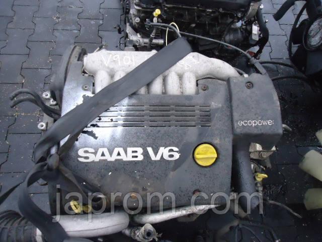 Мотор (Двигатель) Saab 9-5 3.0 V6 T Turbo B308e 2004r