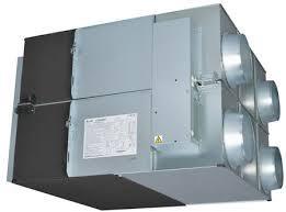 Приточно-вытяжная установка MITSUBISHI ELECTRIC LGH-150RVXT-E