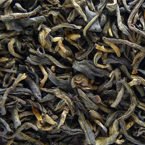 """Чорний ароматизований чай """"Золотий Маофенг"""""""