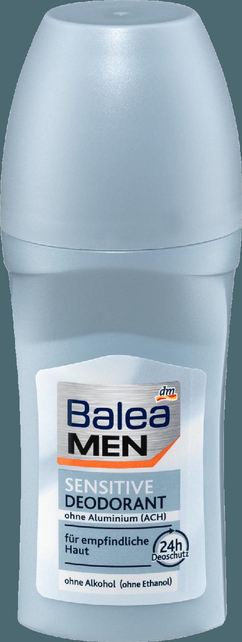 Дезодорант роликовый Balea men Sensitive