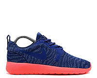 "Женские кроссовки Nike Roshe Run Kjcrd ""Rose/Blue"" Арт. 1960 реплика"