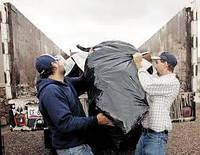 Уборка территорий от строительного мусора в Харькове