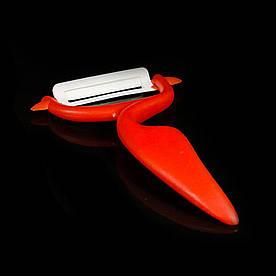 Овощечистка нож для чистки овощей экономка Керамика(КухНож_оврезКерам-001)