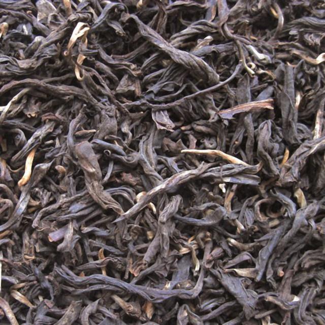 """Чорний ароматизований чай """"Молочний Маофенг"""""""