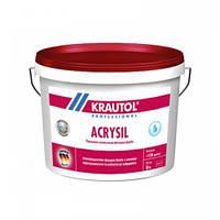 Силиконовая краска Krautol Acrisil B1 10л