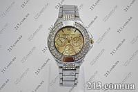 Часы женские Rolex серебрянные, фото 1