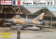 Dassault Super Mystere B2 Iz/Atar 1/72 AZ-Model 7350
