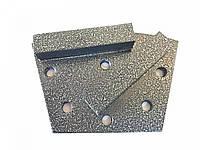Алмазные фрезы на шлифовальную машину МШ-400, МШ-500