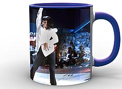 Кружка GeekLand Криминальное чтиво Pulp Fiction Dance PF.02.001 синяя