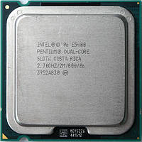 Процессор  Intel Pentium Dual-Core E5400 (2.70GHz/2M/800) SLGTK s775