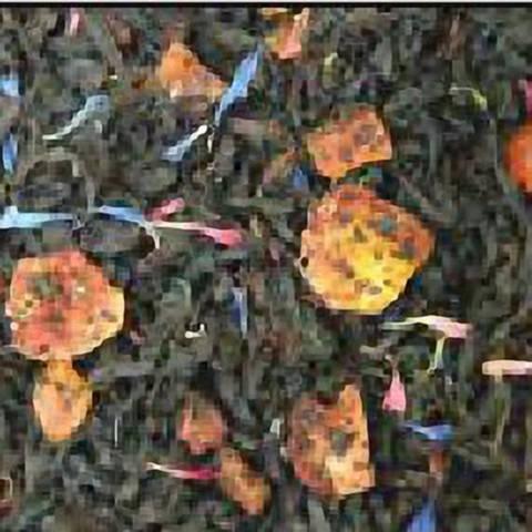"""Чорний ароматизований чай """"Собі коханій"""""""