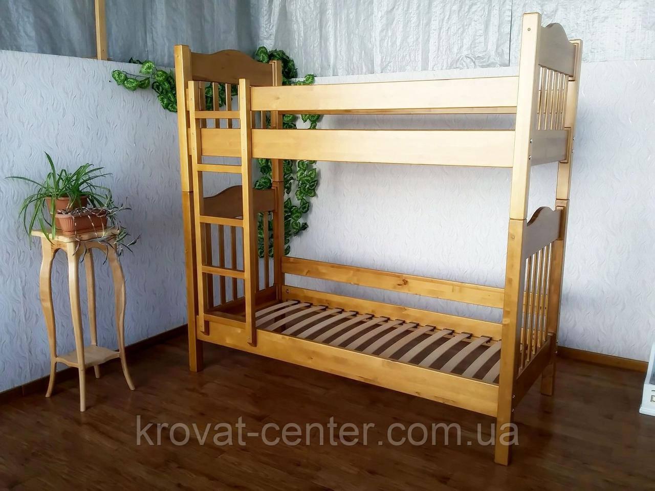 """Двухъярусная кровать трансформер """"Ниагара"""""""