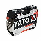 Набор инструментов Yato YT-1268  94 единиц, фото 5