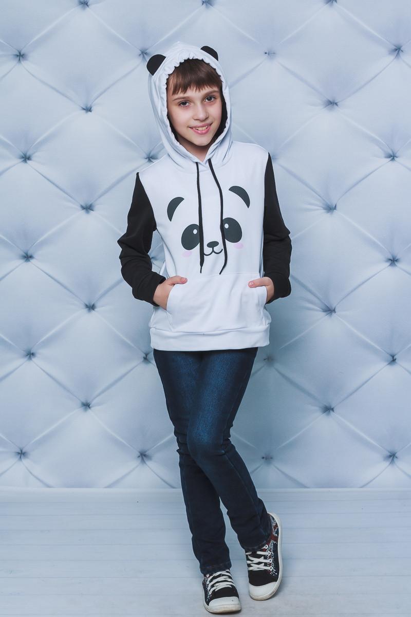 Кофта для девочки Панда