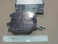 Колодки тормозные дисковые FIAT DOBLO 01- передние Гарантия