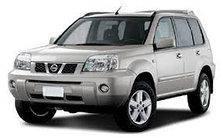 Ветровики на окна Nissan X-Trail 2003-2006