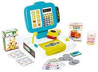 Касса игрушечная со сканером Smoby 350104